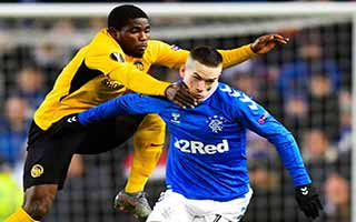 Rangers vs Young Boys