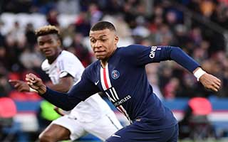 Paris Saint-Germain vs Dijon