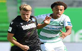 Greuther Furth vs Karlsruher SC