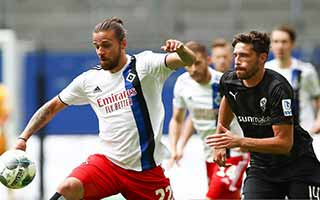 Hamburger SV vs Sandhausen