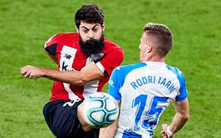 Athletic Bilbao vs Leganes