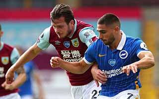 Burnley vs Brighton & Hove Albion