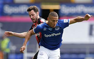 Everton vs AFC Bournemouth