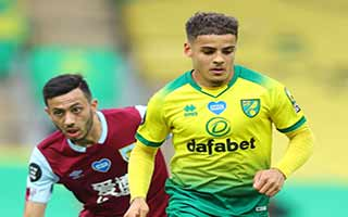 Norwich City vs Burnley