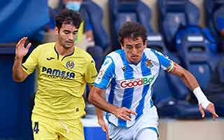 Villarreal vs Real Sociedad